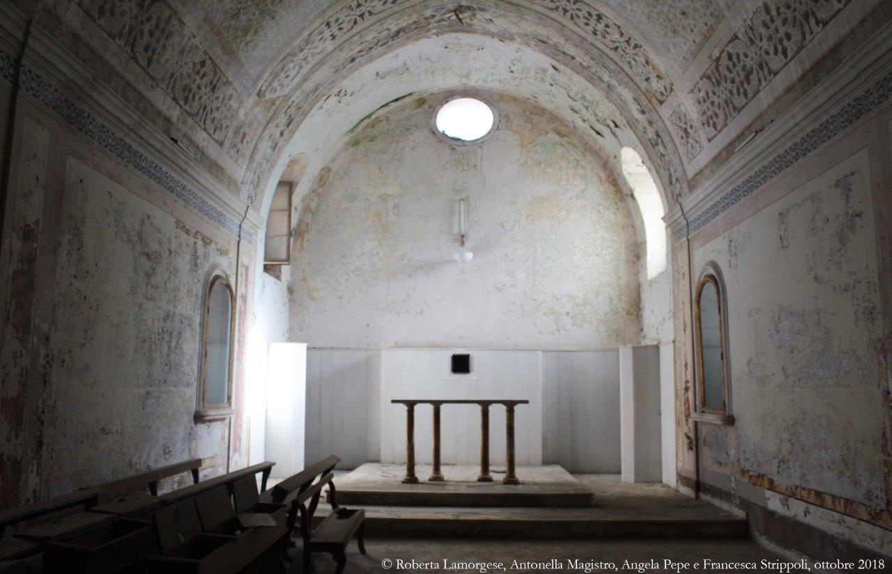 Ostuni.-L'ex-convento-dei-PP.-Carmelitani.-La-cappella-
