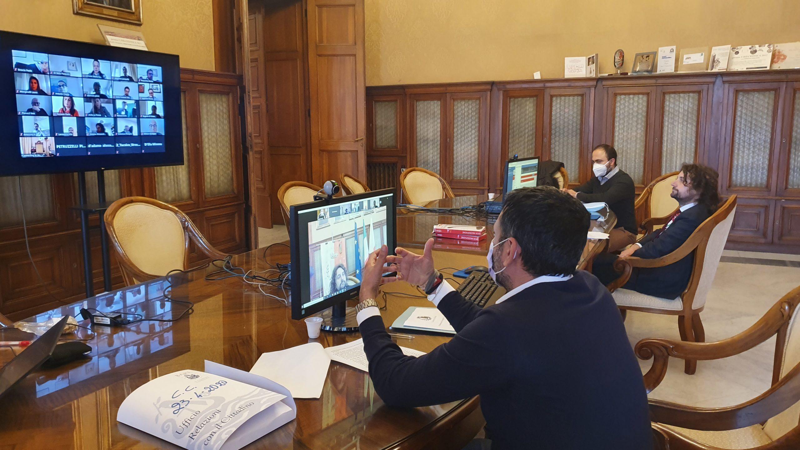 Carbonara Di Bari Storia bari, il consiglio comunale approva la riqualificazione